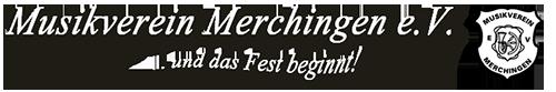 Musikverein Merchingen e.V. Logo
