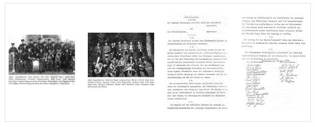Während des 2. Weltkrieges konnte auf Grund der Kriegswirren eine kontinuierliche Vereinsarbeit nicht gewährleistet werden.