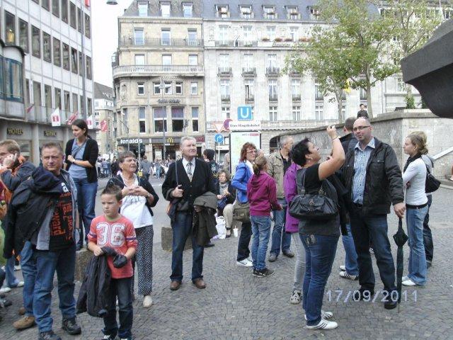 Ausflug Köln 2011