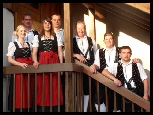 Vorstand Musikverein Merchingen